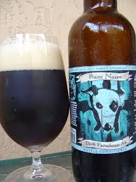 Jolly Pumpkin Artisan Ales Distribution by Daily Beer Review Bam Dark Farmhouse Ale
