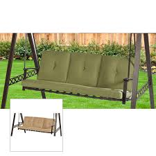 Kroger Patio Furniture Replacement Cushions by Replacement Swing Cushions Garden Winds