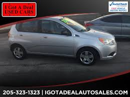 100 Craigslist Cars And Trucks For Sale Houston Tx Used Chevrolet Aveo From 1000 CarGurus