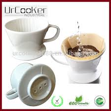 Clever Ceramic Pour Over Coffee Dripper