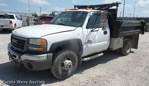 2003 GMC Sierra 3500 Dump Bed Pickup Truck | Item DC5467 | S... 2003 Gmc Sierra 2500 Information And Photos Zombiedrive 2500hd Diesel Truck Conrad Used Vehicles For Sale 1500 Pickup Truck Item Dc1821 Sold Dece Sierra Hd Crew Cab 4wd Duramax Diesel Youtube Chevrolet Silverado Wikipedia Classiccarscom Cc1028074 Photos Informations Articles Bestcarmagcom Slt In Pickering Ontario For K2500 Heavy Duty At Csc Motor Company 3500 Flatbed F4795 Sol