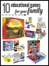 This Post Has Some Fabulous Ideas For Family Game Night