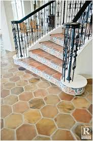 mexican tile floor and decor rustico tile