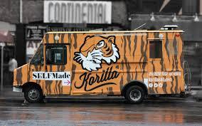 100 Food Trucks In Nyc Home Korilla