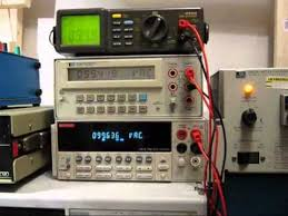 Bench Dmm by Bench Multimeter Test Keithley 2015 Hp3478a Isotech 205rms