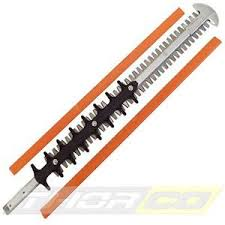 bar blade set fits stihl hs81 hs81r hs81rc hs81t hs81tc hedge