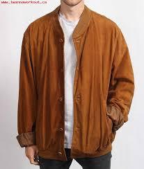 Mens Clothes Suede Bomber Jacket Vintage 90s Retro HVHYAOXAFE