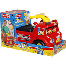 100 Fisher Price Fire Truck Ride On Mackie Little People Buy Best