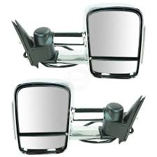 Towing Power Heated Turn Signal Side Mirrors Chrome Pair Set For ... Lvadosierracom Tow Mirrors Installed Beforeduring After K Source Snapon Towing Mirrors 80910 Free Shipping On Orders Over Cheap Chrome Find Deals Automotive Shane Burk Glass Mirror Duncan Ok Lawton Ok Side Landcruiser Prado New Tow Rinker Boats Oem A 2017 Issues Page 2 Toyota Tundra Forum Universal Aftermarket Truck Accsories For 9902 Chevy Power Heated Door View 1a Auto Parts 08 Style Review And Installation Pic Post Your Pics Of 1500s With 2014 2018 0513 Tacoma Manual Adjust Telescoping Pair