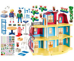 playmobil dollhouse mein großes puppenhaus 70205 ab 111