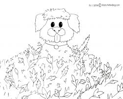 Fall Coloring Pages Free 4 Printable