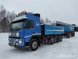 100 Fmi Trucks Used Volvo FM12 Dump Year 2004 Price 20578 For Sale