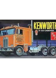 AMT 1/25 Kenworth K-123 Cabover 687 - Model Sports : All Radio's ...
