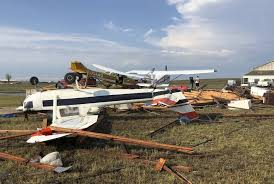 100 Northeastern Trucks Colorado Cleans Up After Storm Flipped Trucks Small Planes NEWSTAGE
