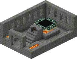 Pumpkin Pie Minecraft Id by End Portal Minecraft Pocket Edition Wiki Fandom Powered By Wikia