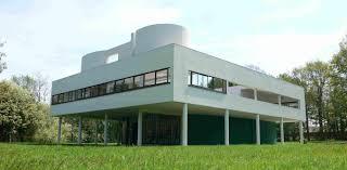 100 Contemporary House Facades Sublime Design Le Corbusiers Villa Savoye