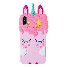 IPhone X Unicorn Case 10 Cute 3D Cartoon Animal CoverJoyleop Kids Girls