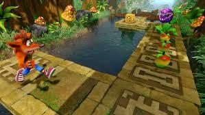 Crash Bandicoot could be ing to Nintendo Switch
