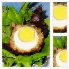 cuisine ecossaise œufs à l écossaise la cuisine des anges