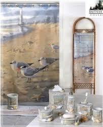Small Lighthouse Bathroom Decor by Lighthouse Shower Curtain Foter