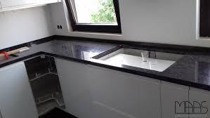leichlingen ikea küche mit granit arbeitsplatten steel grey
