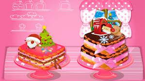 jeux de cuisine de cake jeux de cuisine gâteau de noël applications android sur play