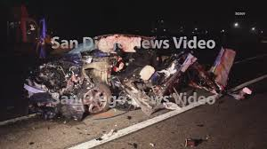 100 Truck Stop San Diego Driver Killed After Rearending Semitruck Stopped On Shoulder Of