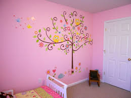 Scroll Tree Wall Decals