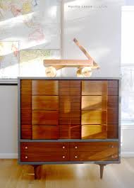 Johnson Carper 9 Drawer Dresser by A Study In Light On A Johnson Carper Tallboy Martha Leone Design
