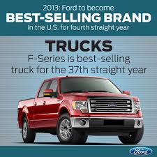 Selling 2.4 Million Vehicles In 2013, Ford To Take The Best-Selling ...