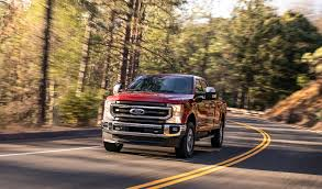 100 Super Duty Truck Ford Updates CashCow As Rivals Raise The Bar Bloomberg