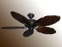 ceiling fan 5 palm leaf ceiling fan blades white palm ceiling