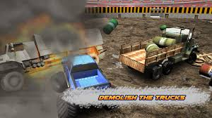 Xtreme Truck Demolition Derby | Appricot Studio