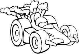 Marvellous Ideas Coloring Pages For 5 Year Olds Race Car