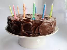 Chocoholic Chocolate Birthday Layer Cake