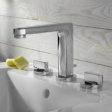 Dornbracht Bathroom Sink Faucets by Moments Widespread High Arc Bathroom Faucet American Standard