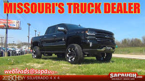 100 Lifted Trucks For Sale In Missouri 2018 Chevy 4x4 Truck Fenton YouTube