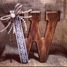 Rustic Twig Monogram Letter Wedding Cake Topper By TheOriginalTwig 3400