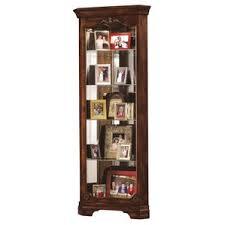 lighted corner cabinet wayfair