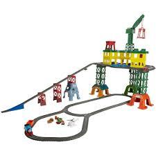 Trackmaster Tidmouth Sheds Playset by Thomas U0026 Friends Super Station Walmart Com