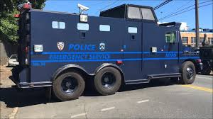 SUPERB NYPD EMERGENCY SERVICES SQUAD ARMORED RESPONSE VEHICLE IN ... Dunbar Armored Truck In Nashville Tennessee Stock Photo More Youtube Armoured Security Armored Cars Uae For Sale Fbi In Hunt Robbers Turned Killers Fox News David Khazanski On Twitter Cit Truck A Way To Calgary Inside Story Cars Secret Life Of Money Cashintransit Wikipedia Armoured Transport Service Access Trust Services Nl Bank Photos Images Loomis Macon Georgia Loomis Car Intertional 1900 Suspect Police Custody After Pursuit Stolen Vehicle