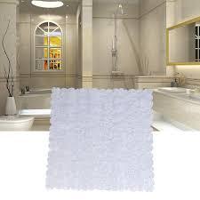 ounona badezimmer anti rutsch matte quadratische bad