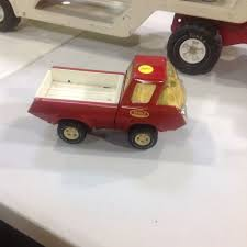100 Truck Toys Fort Worth VINTAGE TONKA RED TOY METAL TRUCK 1960S 70S EBay