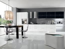 black and white modern kitchen kitchen and decor