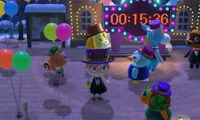 Items Where Year Is 2021 Animal Crossing New Year S 2021 All Event Items How