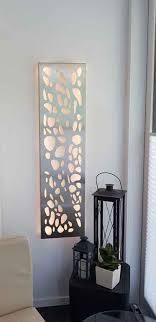 wanddekoration fassadenschmuck modern aus metall