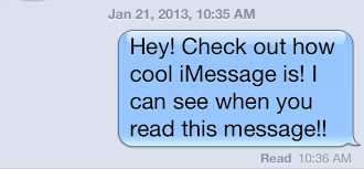 Why iMessage Read Receipts Are Your Living Nightmare And Shouldn