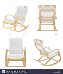 Set Of White Rocking Chair Isolated On White Background. 3d Render ... Danish Modern Mid Century Rocking Chair By Selig At 1stdibs By Georg Jsen For Kubus Viesso Soren Whosale Chairs Living Room Fniture George Oliver Dominik Wayfair Masaya Co Amador Wayfairca Plastic Black Harmony Belianicz Cado Rocking Chair In Rosewood And Leather Ole Wanscher