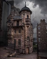 100 Edinburgh Architecture Writers Museum Building Architecture