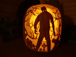 Keep Pumpkins From Rotting On Vine by Zombie In The Graveyard Carved Pumpkin Halloween Pinterest